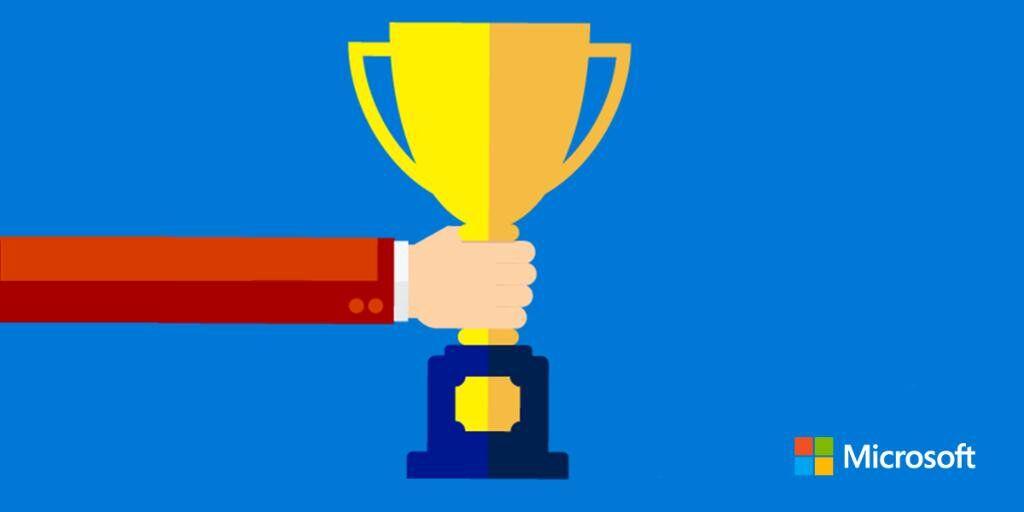 microsoft awards maxiomtech CEO antonio chagoury