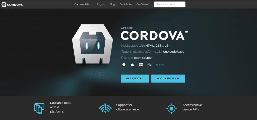 is corodova better than xamarin?