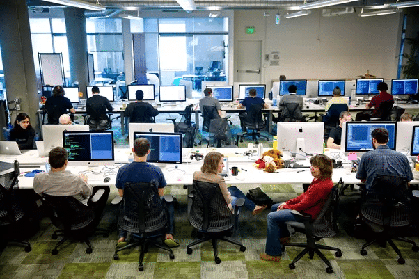 hiring remote programmers saves you in office costs like furniture, supplies, etc