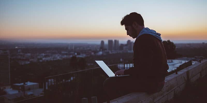 hiring remote programmers eliminate distractions because they are going to work anytime, anywhere
