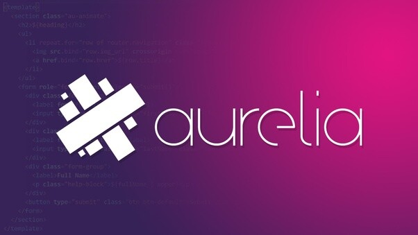 aurelia javascript tool